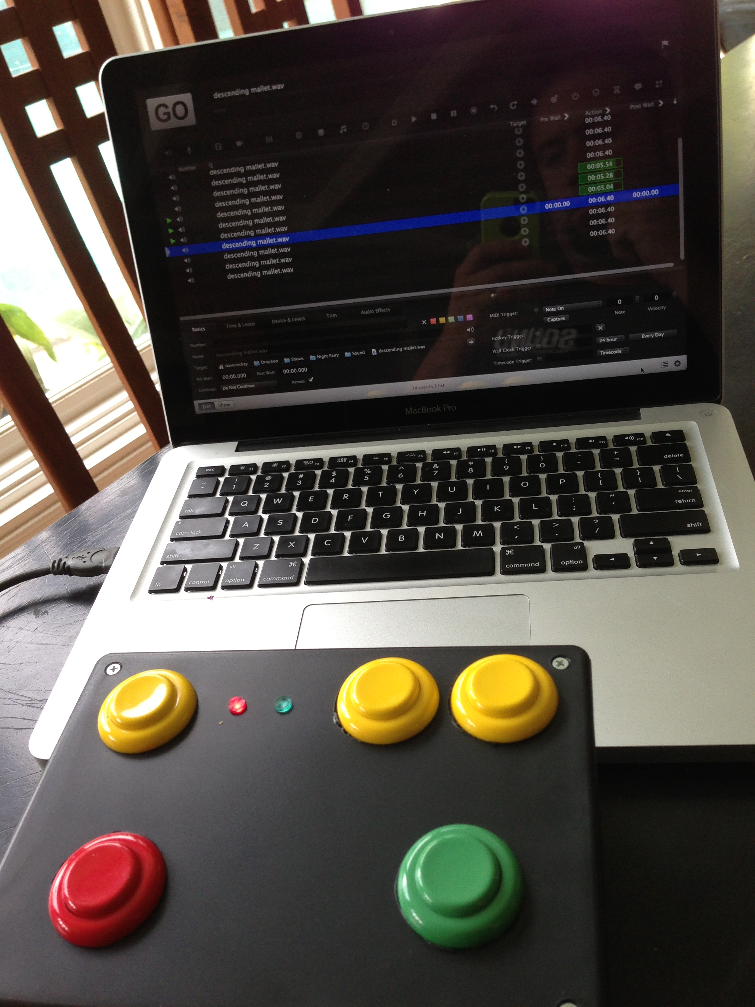 MIDI + Arduino + USB myMIDIremotes